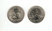 Квотеры, US Quarter 2009 D - Virgin Islands