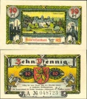 Altenkirchen, 10 пфеннигов 1921 -  (SoC# 3.a)