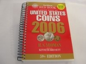 Книги по нумизматике, 2006 Red Book US Coins (спираль)