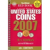Книги по нумизматике, 2007 Red Book of US Coins (спираль)
