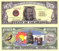 Colorado - 2003 Funny Money by AAC