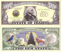 Idaho - 2003 Funny Money by AAC