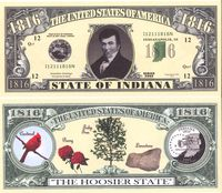 Indiana - 2003 Funny Money by AAC