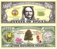 Iowa - 2003 Funny Money by AAC
