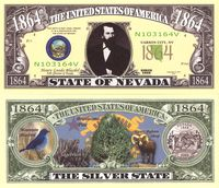 Nevada - 2003 Funny Money by AAC