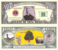 New Mexico - 2003 Funny Money by AAC