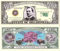 Oklahoma - 2003 Funny Money by AAC