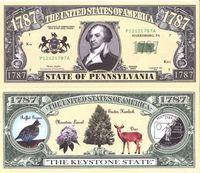 Pennsylvania - 2003 Funny Money by AAC