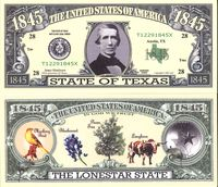 Texas - 2003 Funny Money by AAC